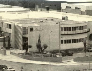 Edifici d'oficines Cialit a Castellví de Rosanes